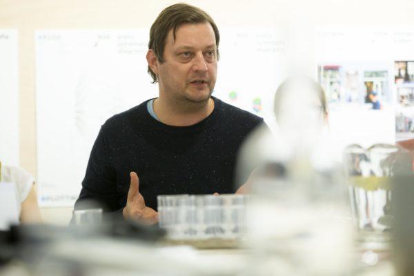 Baugruppe – Casting. Workshop with ifau