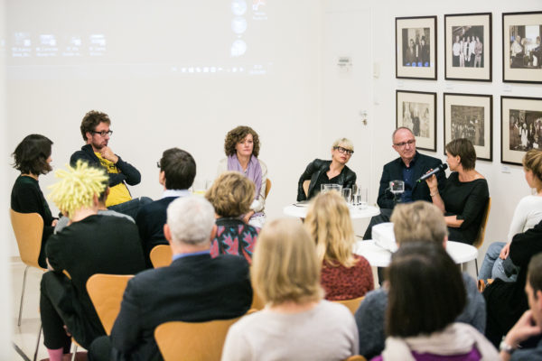 25 Years. Living in Change. Prague – Berlin. Panel Discussion and Screening