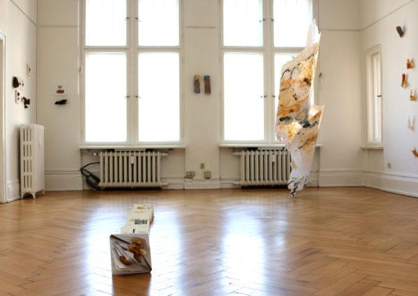 Melanie Garland. Im Limbo Leben. Exhibition