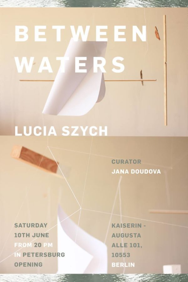 Between Waters. Exhibition and Performance