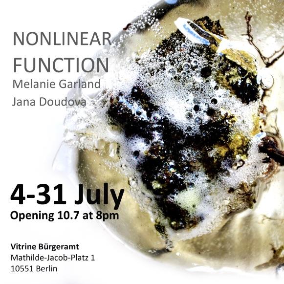 NONLINEAR FUNCTION exhibition